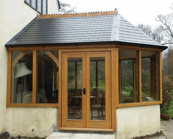 Example of work by Acorn Joinery